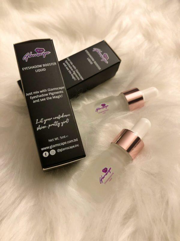Eyeshadow Pigments in Bangladesh Glamscape - Glitter Glue - Pigment Booster Liquid - Pigment Mixing Liquid