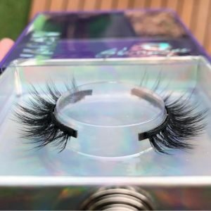 Glamscape Magnetic Eyelash in Bangladesh - Bionic Silk Eyelash - Vacay