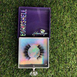 Glamscape Magnetic Eyelash in Bangladesh - Bionic Silk Eyelash - Bombshell