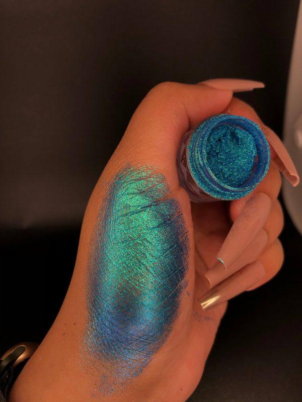 Eyeshadow Pigments in Bangladesh Glamscape - Green Pothos