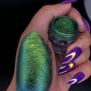 Eyeshadow Pigments in Bangladesh Glamscape - Peacock