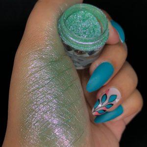 Glamscape Mermaid Pearls Eyeshadow Pigment - Sparkling Waves